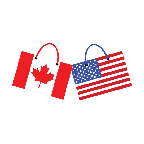 Shipping direct from USA to Canada